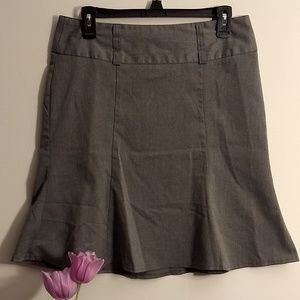 ⭐️3 for 20⭐ Maurices Gray Professional Skirt
